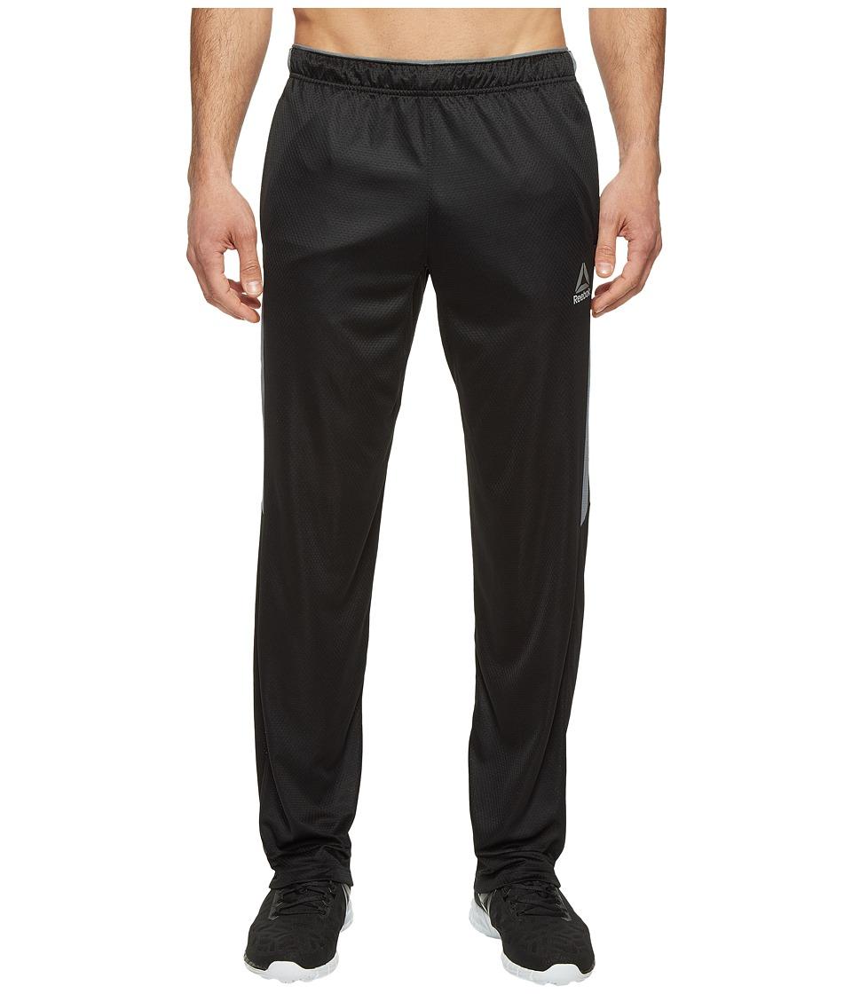 Reebok - US Workout Ready Knit Oh Pants (Black) Men's Casual Pants