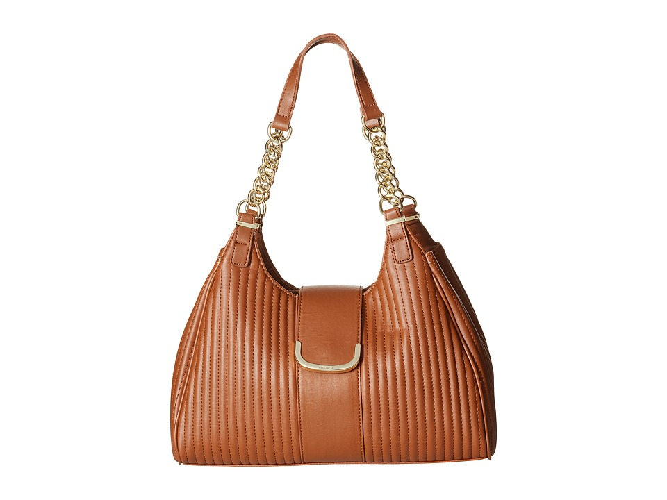 Nine West - Roxana Medium Shoulder Bag (Tobacco) Shoulder Handbags