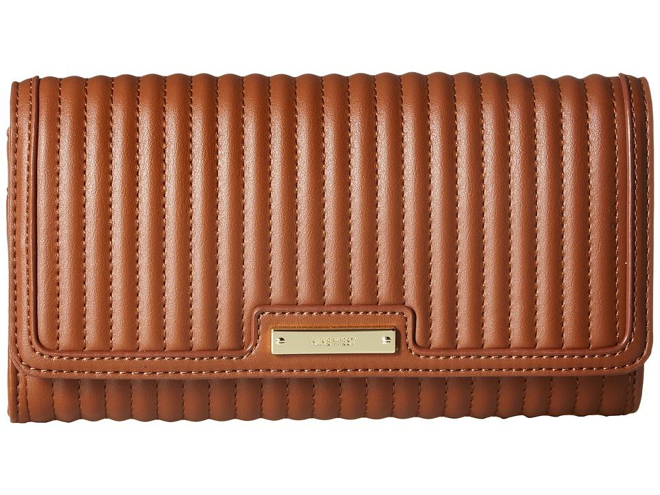 Nine West - Table Treasures Wallet On a Chain (Tobacco) Wallet Handbags