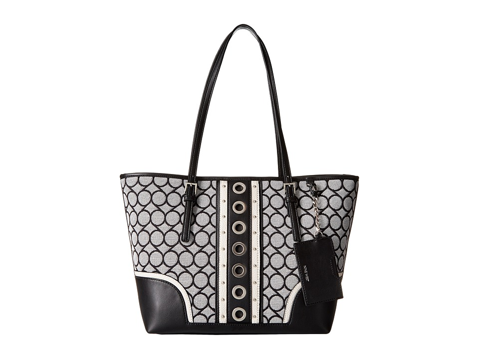 Nine West - Ava (Black/White) Handbags
