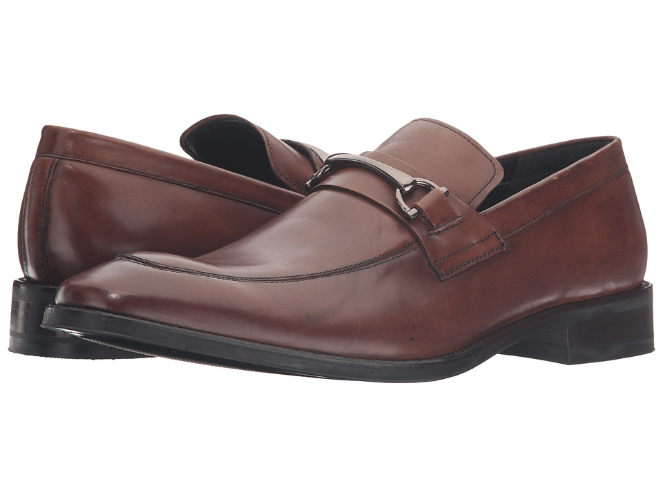 Kenneth Cole New York - Gather-ing (Cognac) Men's Shoes