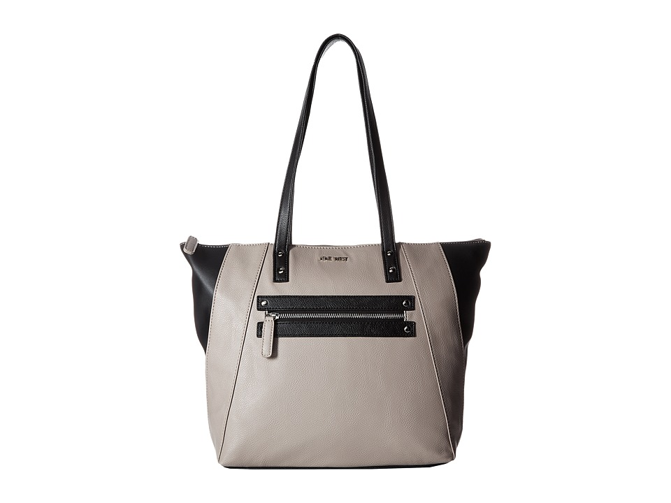 Nine West - Color Tint Tote (Elm/Black) Tote Handbags