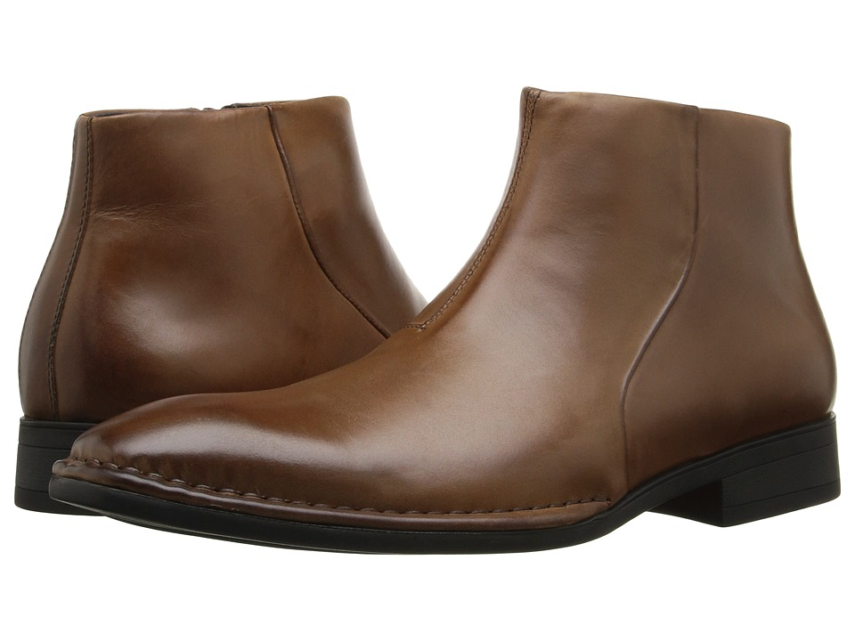 Kenneth Cole New York - In A Second (Cognac) Men's Boots