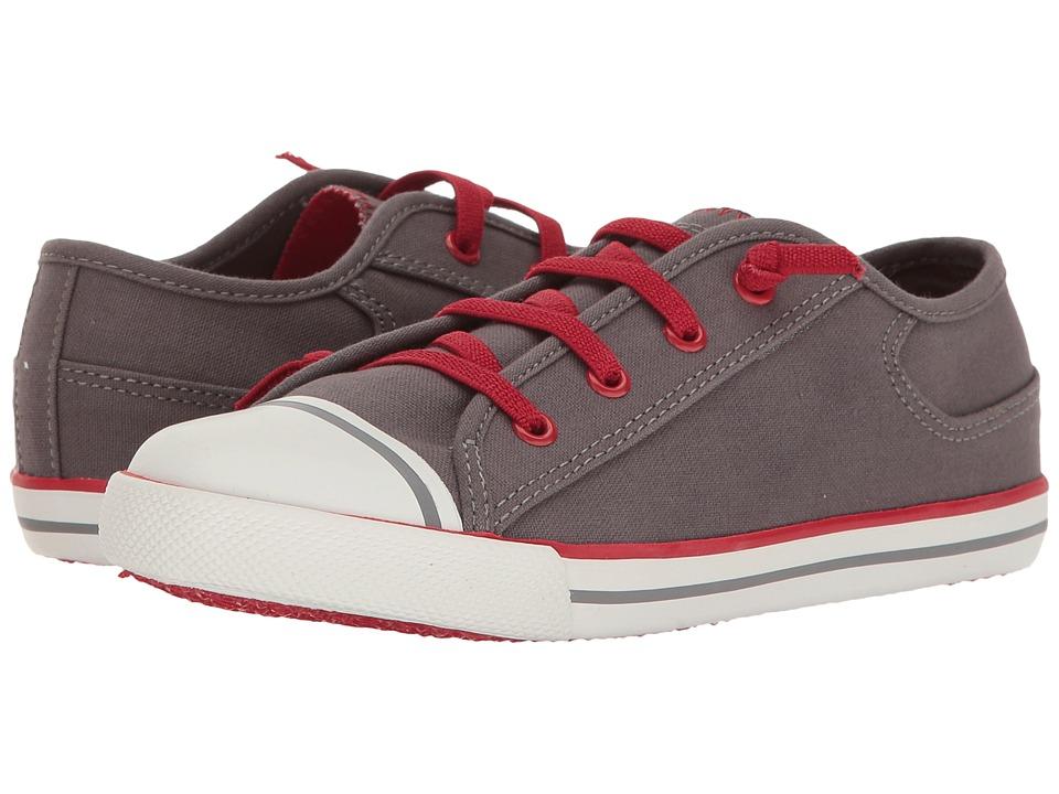 Umi Kids - Dax II (Little Kid/Big Kid) (Gray) Boys Shoes