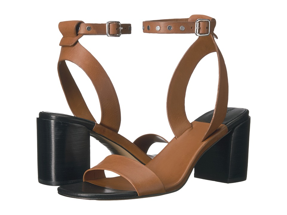 rag & bone - Gia Sandal (Tan) Women's Shoes