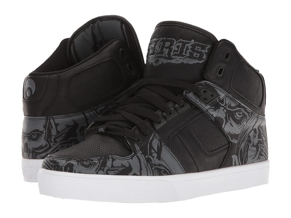 Osiris - NYC83 VLC (Maxx242/Tres) Men's Skate Shoes