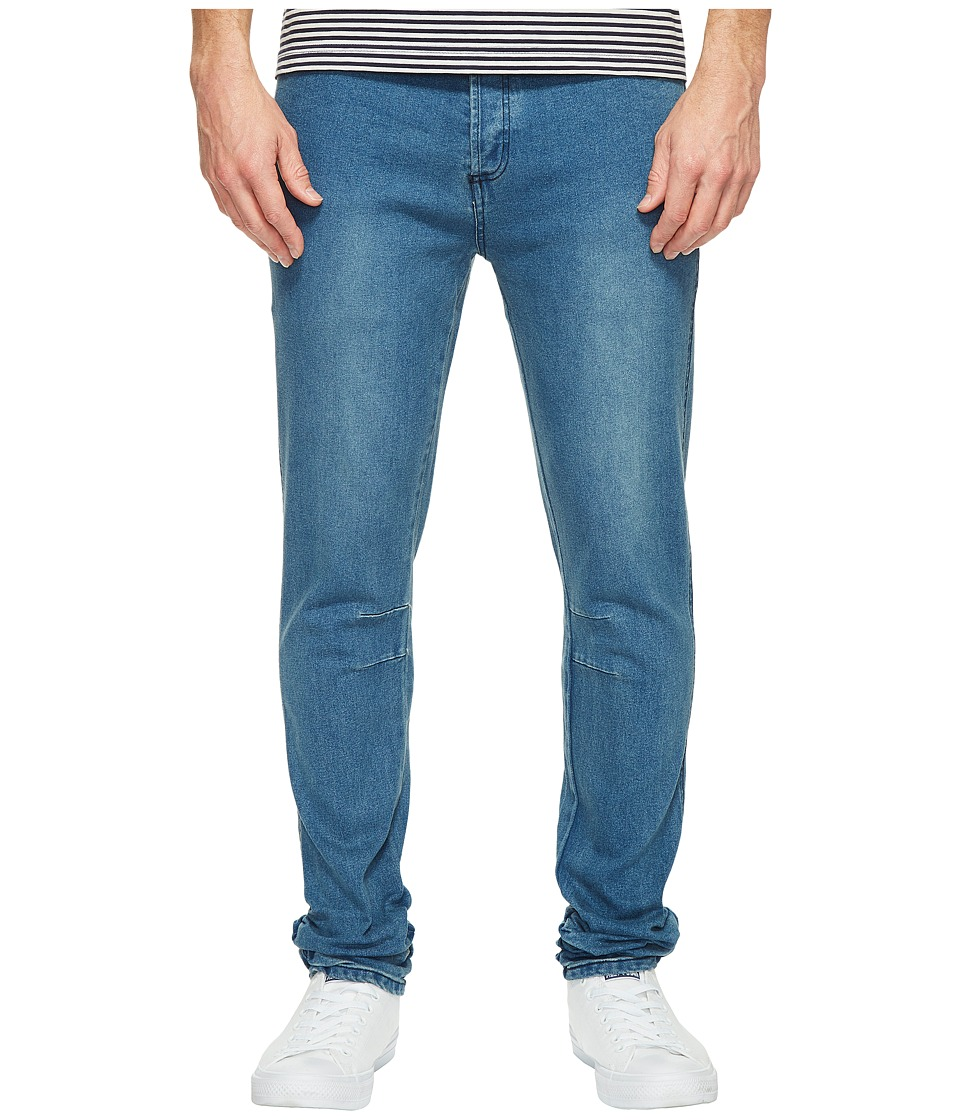 nANA jUDY - The Spring Jean in Dusty Blue (Dusty Blue) Men's Jeans