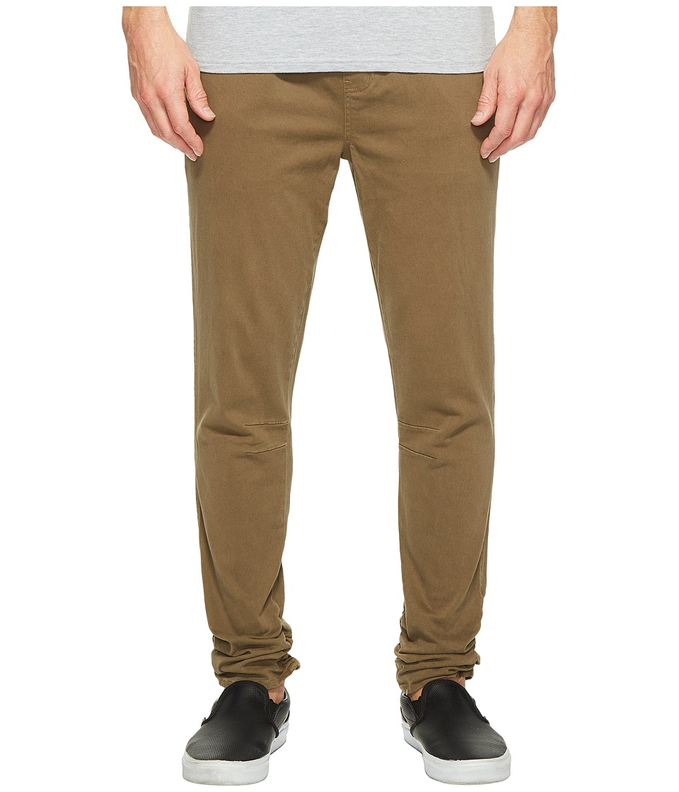 nANA jUDY - The Spring Jogger in Khaki (Khaki) Men's Casual Pants