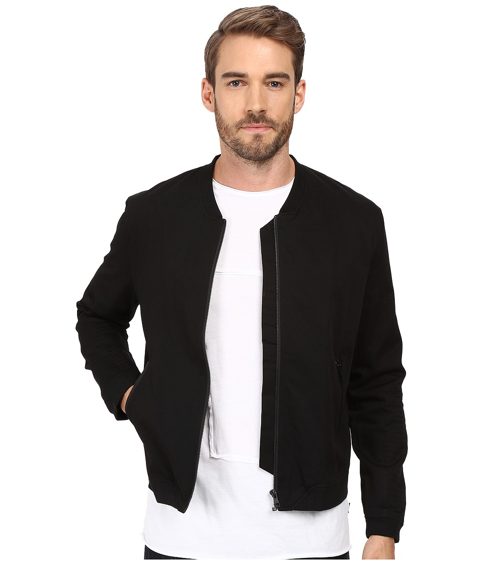 nANA jUDY - The Pilot (Black) Men's Jacket