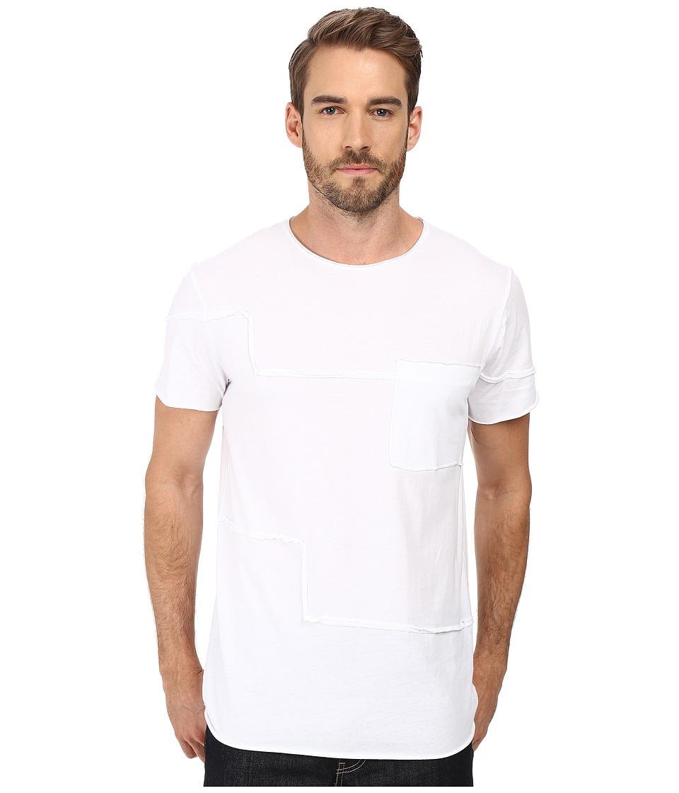 nANA jUDY - The Monaco (White) Men's T Shirt