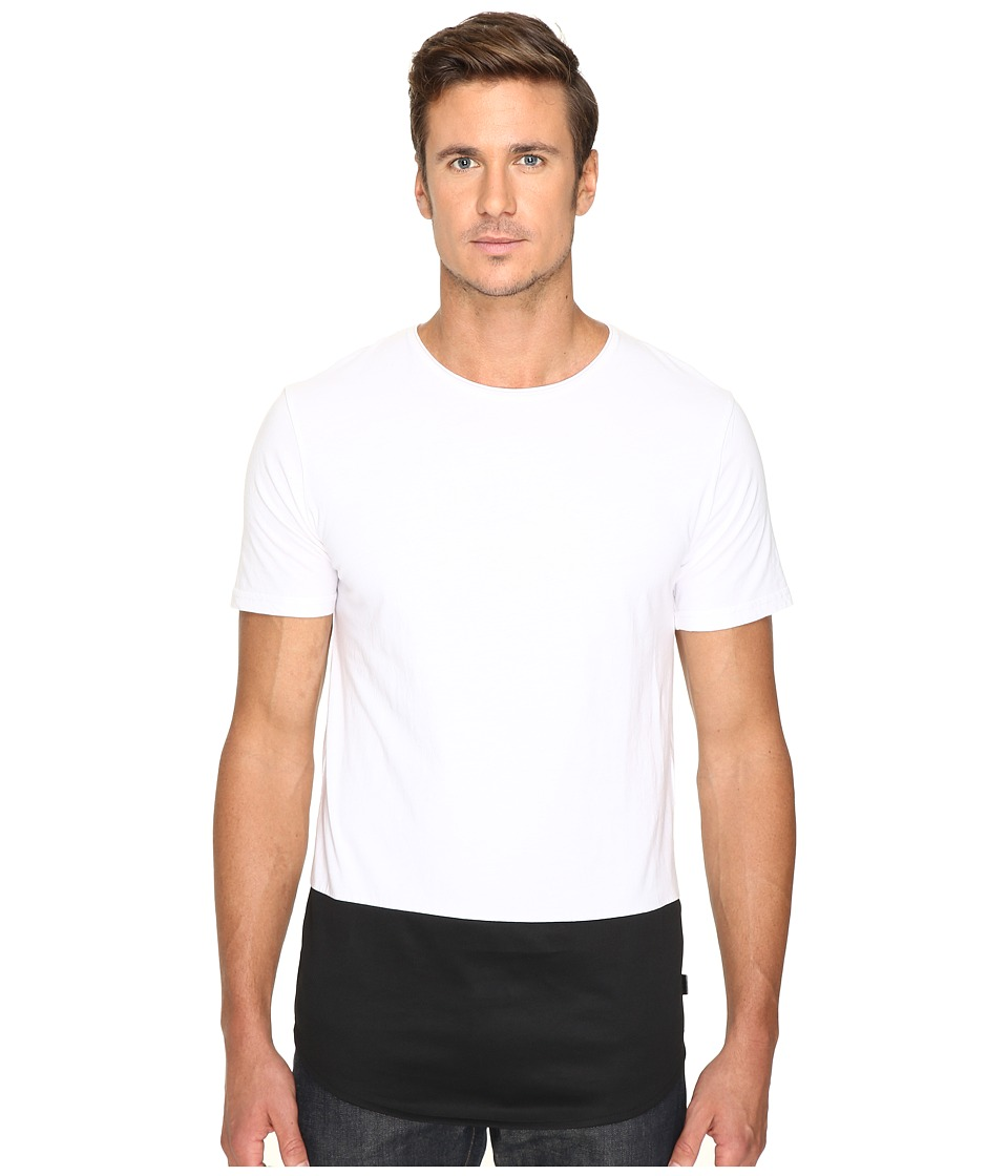 nANA jUDY - The Trunk (White/Black Mesh) Men's T Shirt