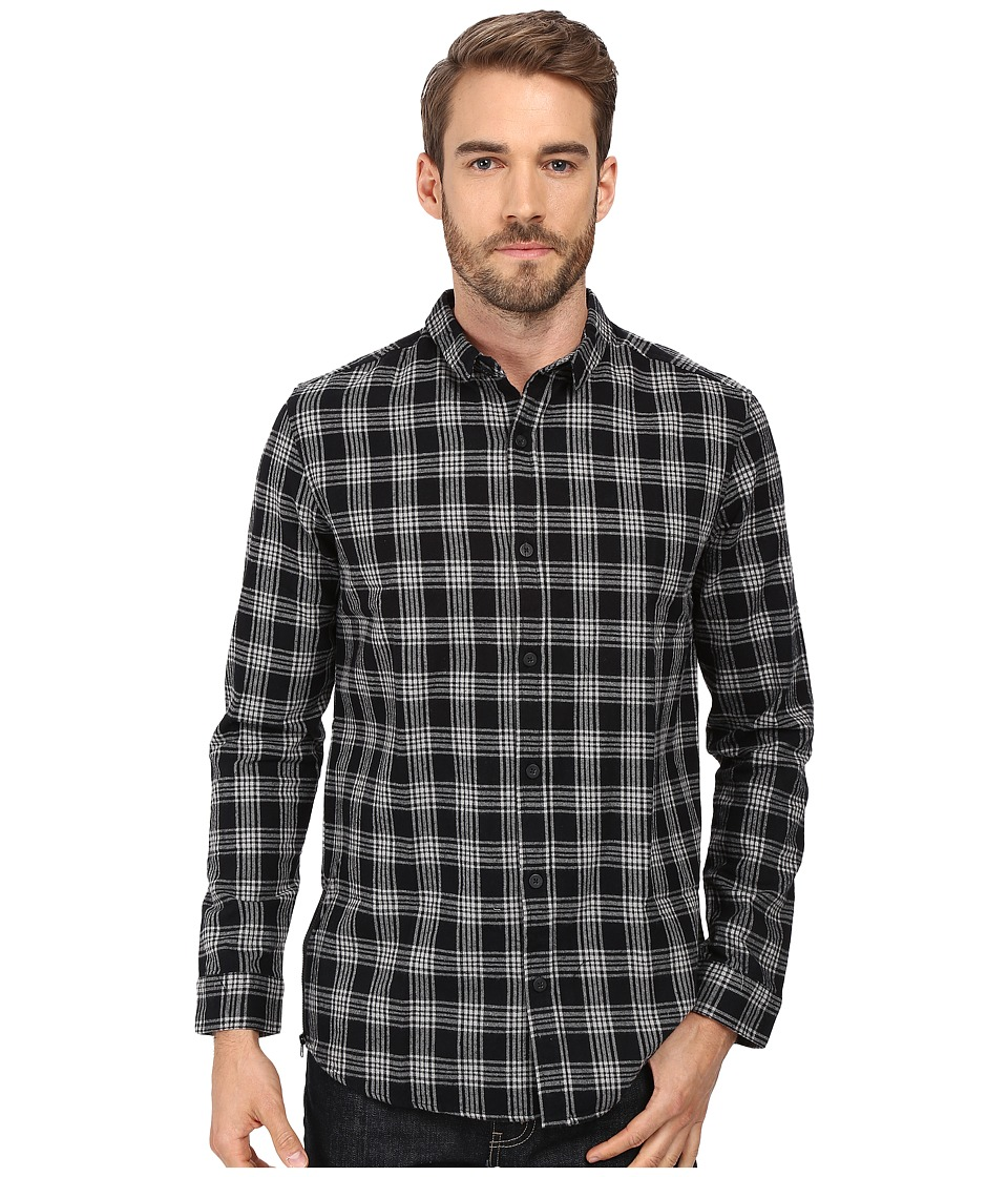 nANA jUDY - The Central (Grey/Black Plaid) Men's Clothing