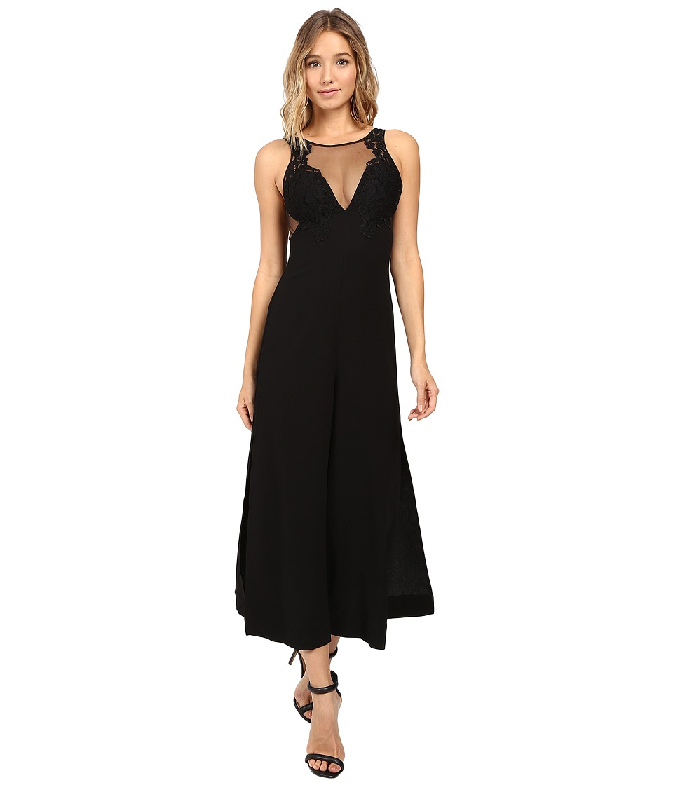 alice McCALL - Somewhere in the Night Jumpsuit (Black) Women's Jumpsuit & Rompers One Piece