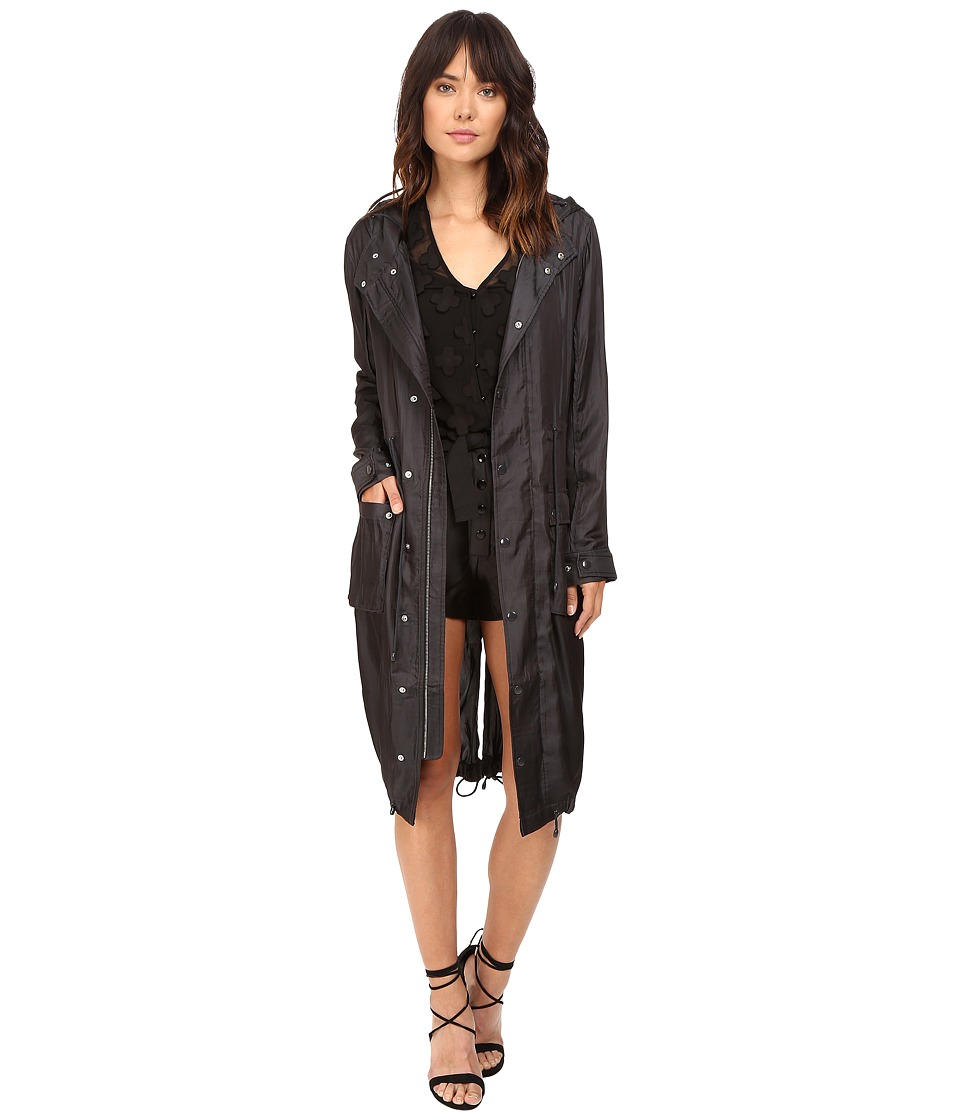 alice McCALL - Lazarus Anorak (Licorice) Women's Clothing