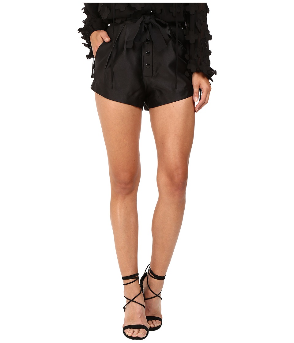 Image of alice McCALL - Bowie Shorts (Black) Women's Shorts