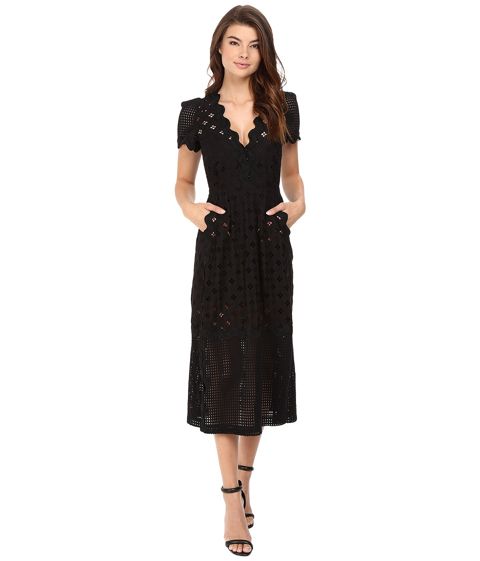 alice McCALL - Daybreak Dress (Black) Women's Dress