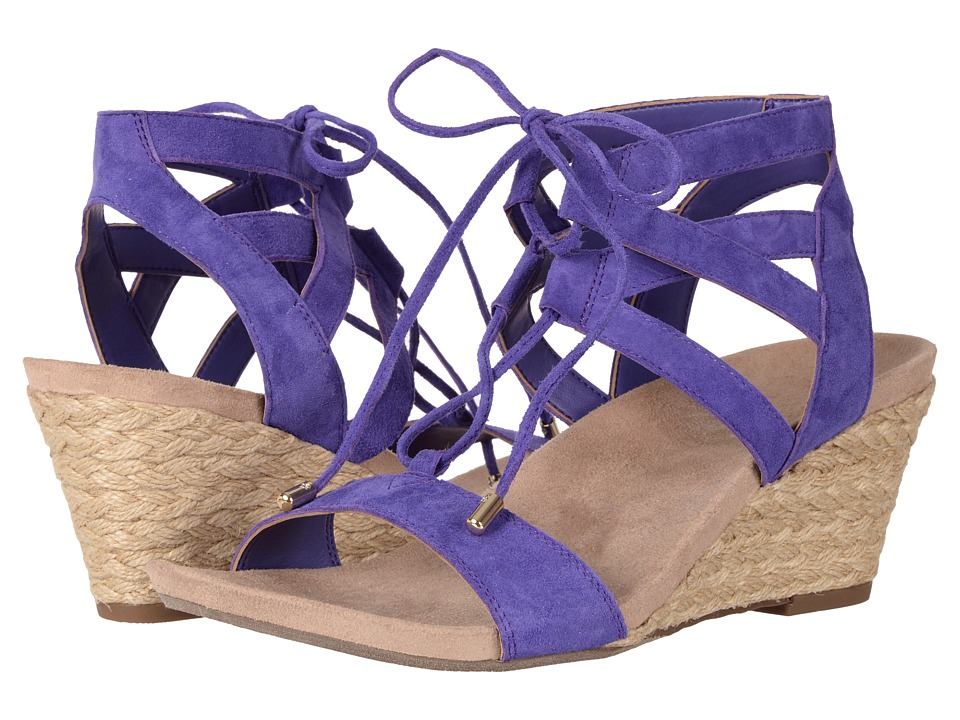 VIONIC - Tansy (Purple) Women's Wedge Shoes