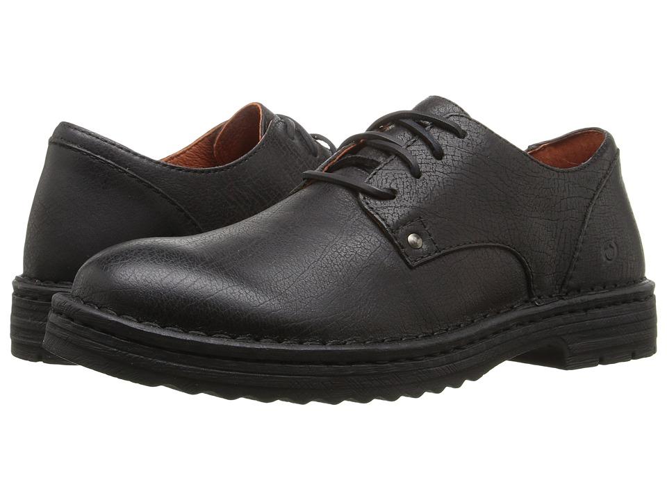 Born - Samson (Black) Men's Lace up casual Shoes