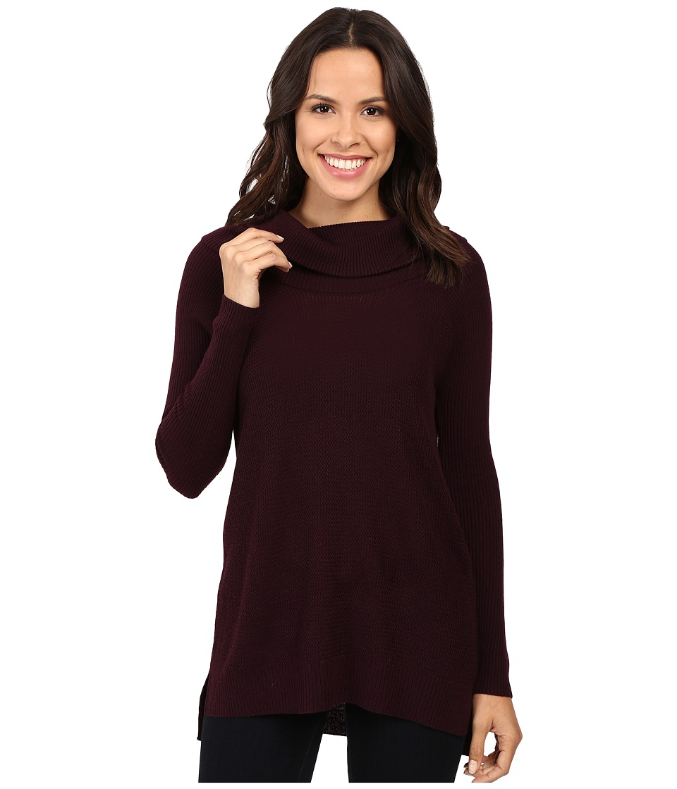 LAmade - London Turtleneck Pullover (Pinot) Women's Clothing