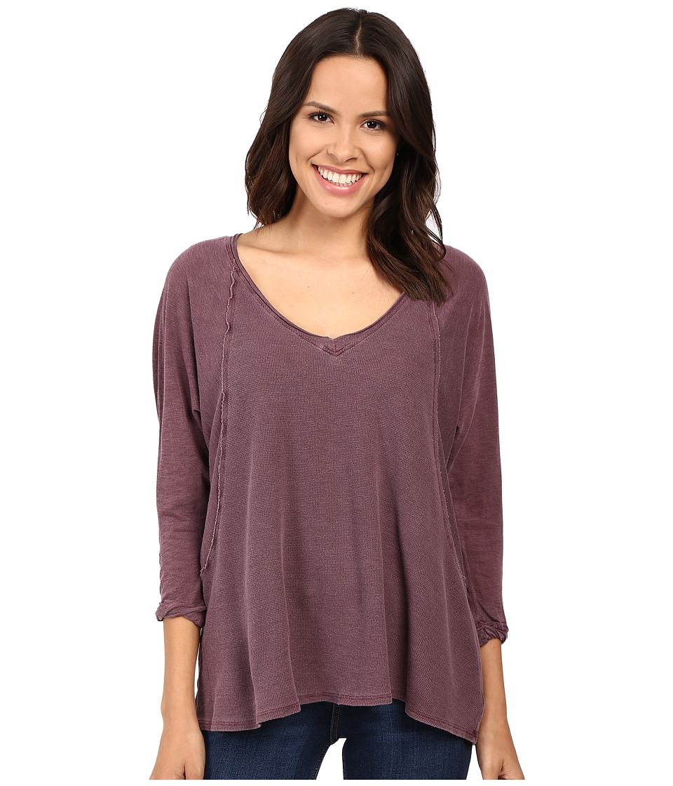 LAmade - Kris Top (Acai) Women's Clothing