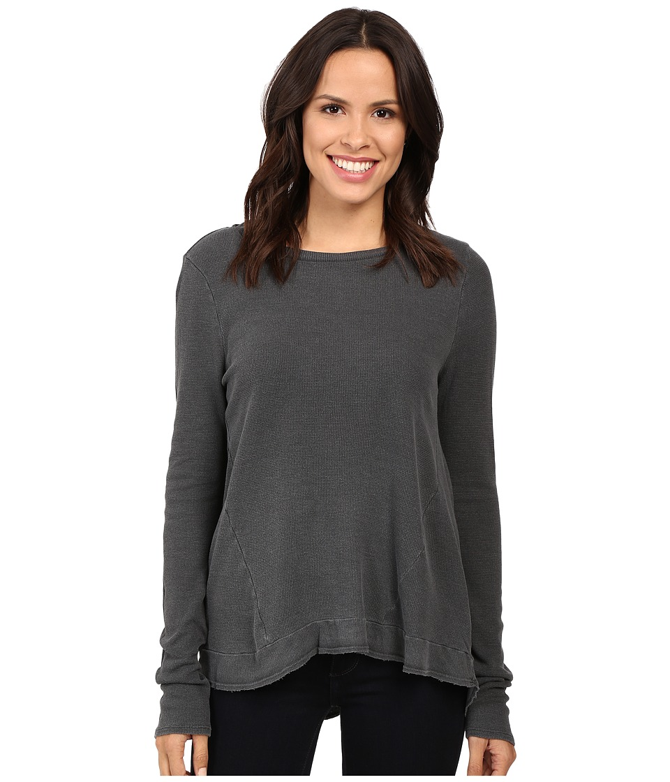 LAmade - Austin Crew Neck (Black) Women's Long Sleeve Pullover