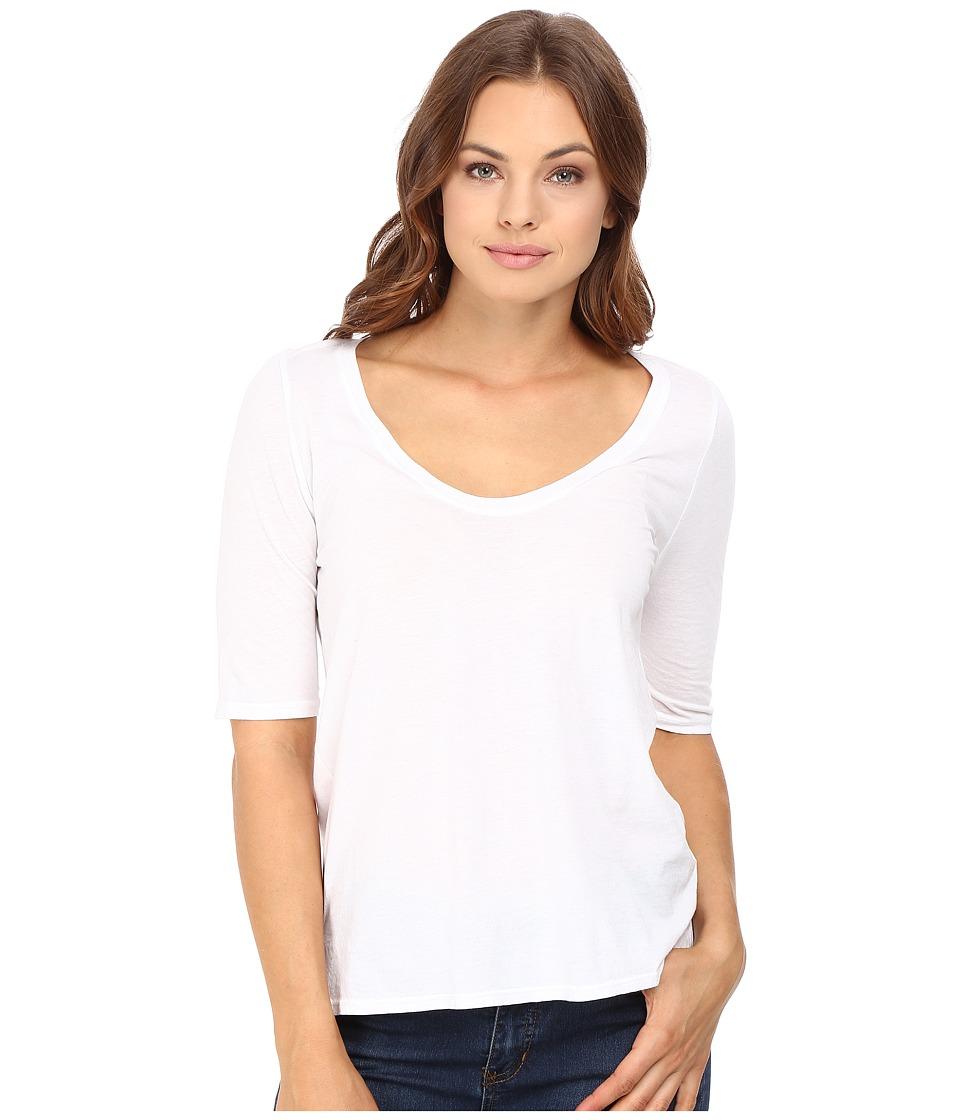 LAmade - Mia Tee (White) Women's T Shirt