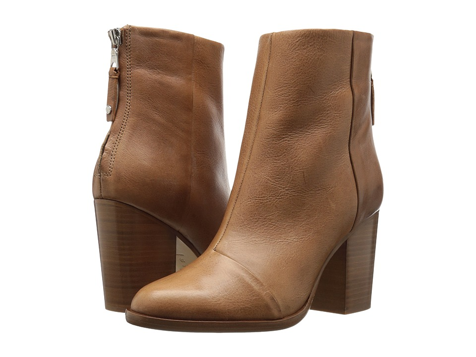 rag & bone - Ashby Ankle High (Tan) Women's Boots