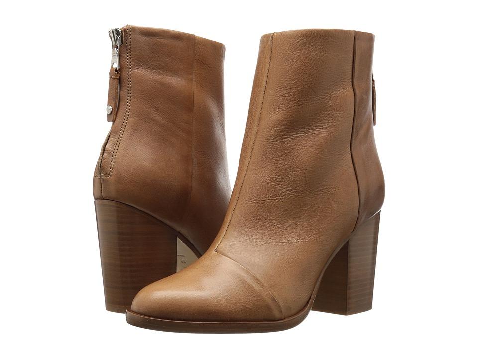 rag & bone - Ashby Ankle High (Tan) Women's Boots