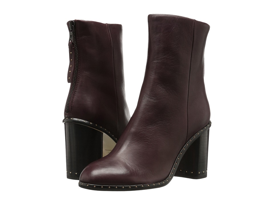 rag & bone - Blyth Boot (Bordeaux) Women's Boots