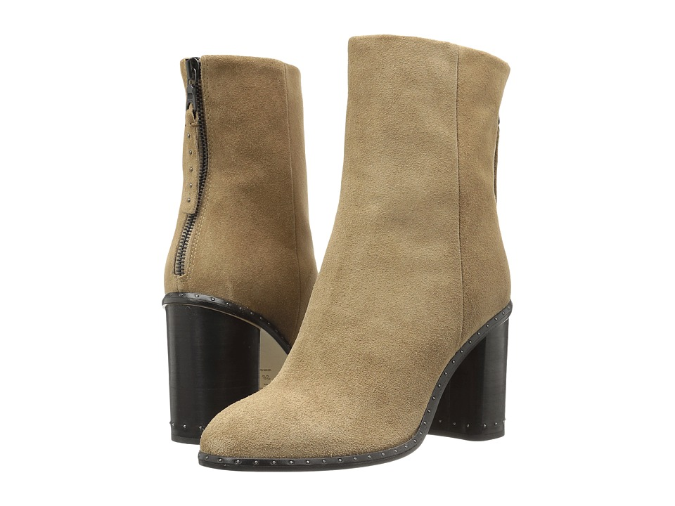 rag & bone Blyth Boot (Camel Suede) Women