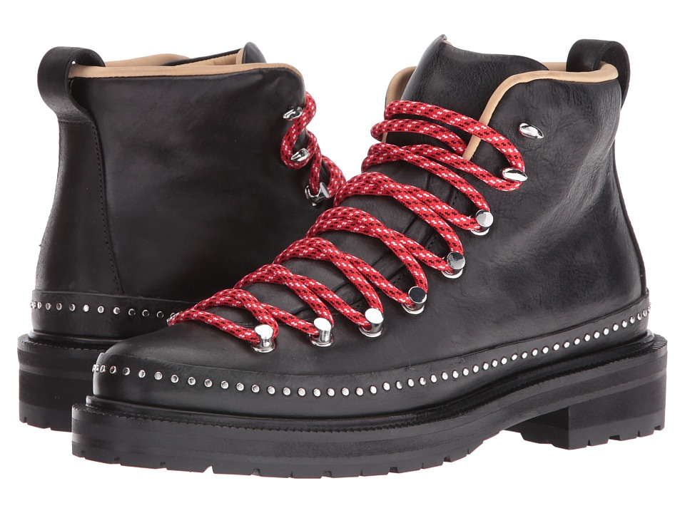 rag & bone - Compass Boot (Black) Women's Boots