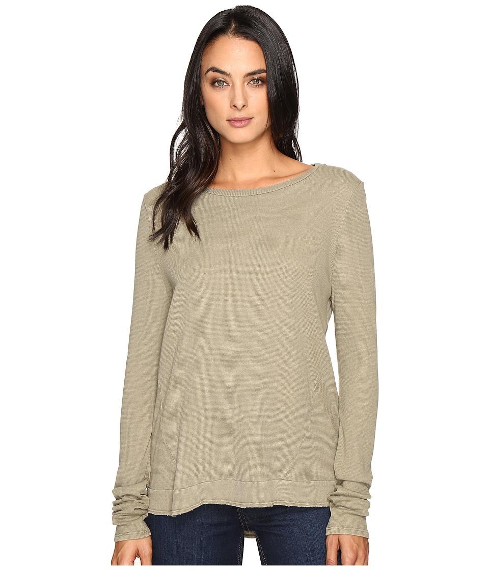 LAmade - Austin Crew Neck (Musk) Women's Long Sleeve Pullover