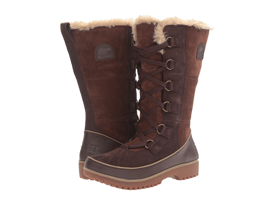 SOREL - Tivoli High II (Tobacco/Flax) Women's Boots