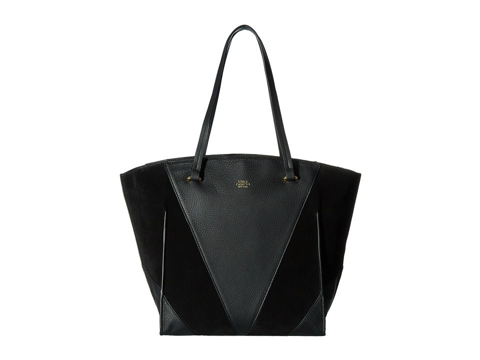 Vince Camuto - Blaza Tote (Black) Tote Handbags