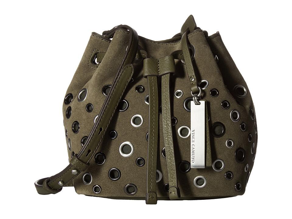 Vince Camuto - Chip Drawstring (Kale) Drawstring Handbags