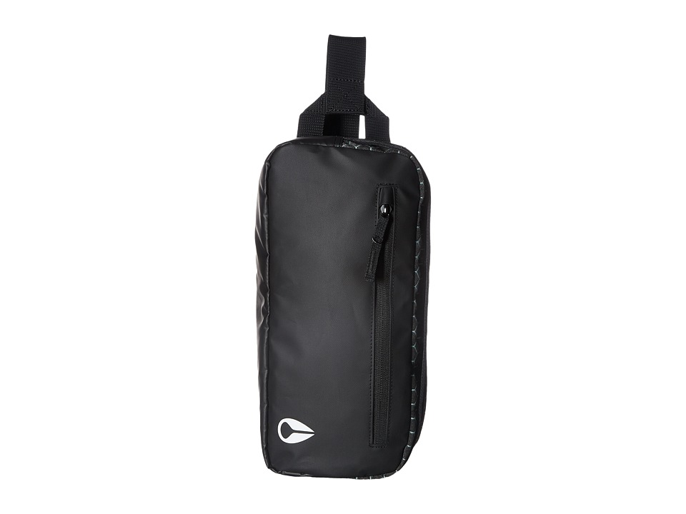 Nixon - The Fountain Sling Pack (Black Jacquard) Bags