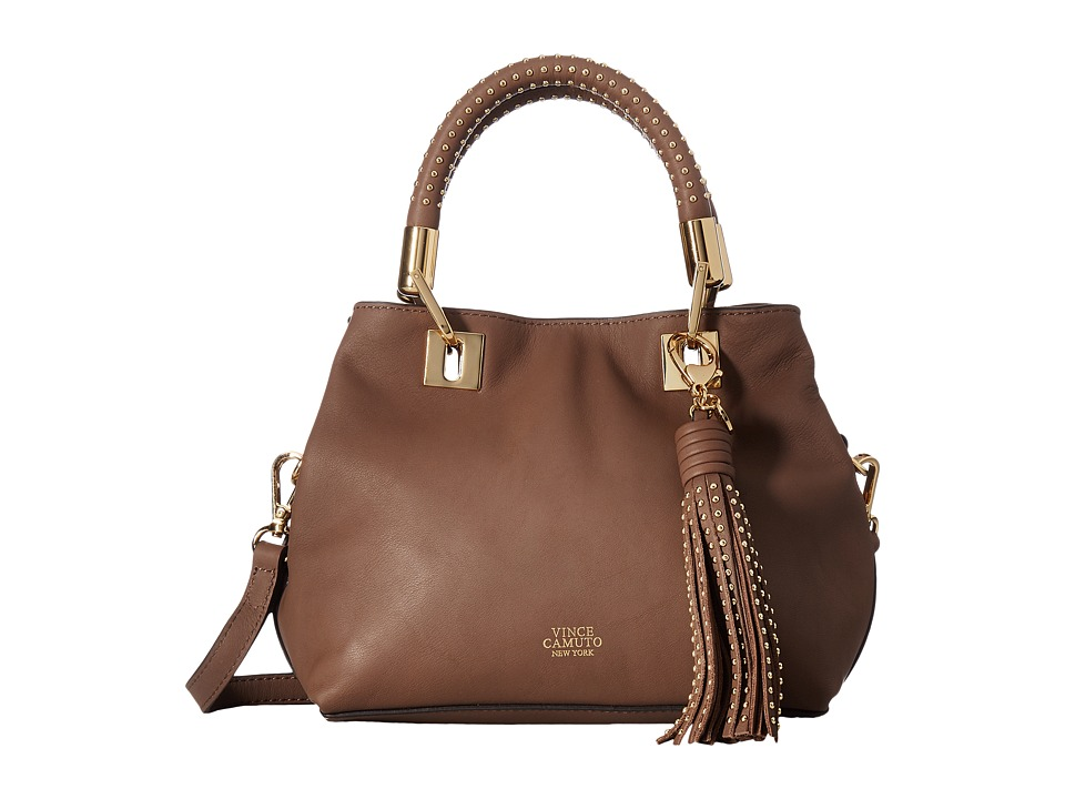Vince Camuto - Elva Small Satchel (Elephant) Satchel Handbags