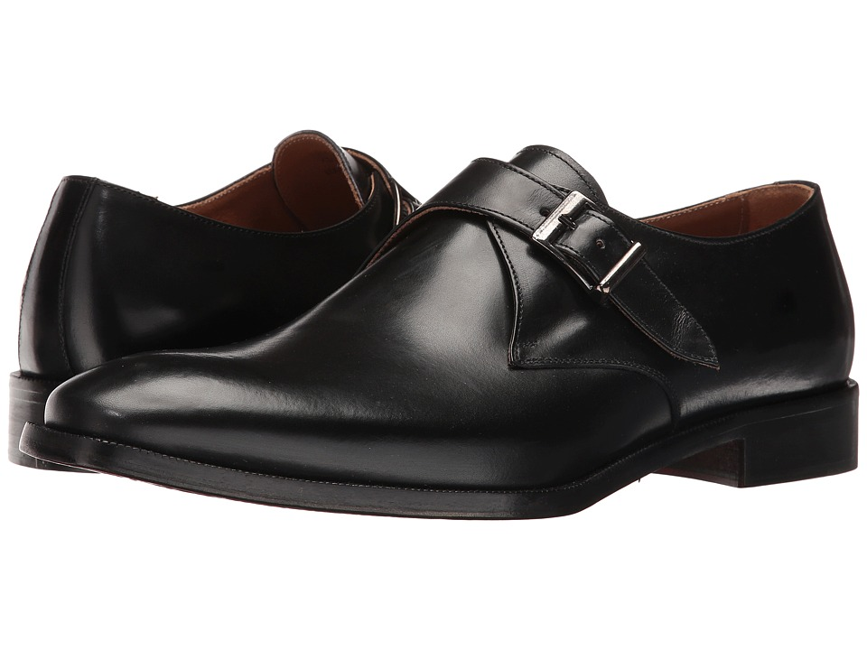 Kenneth Cole New York - Suit Coat (Black) Men's Shoes