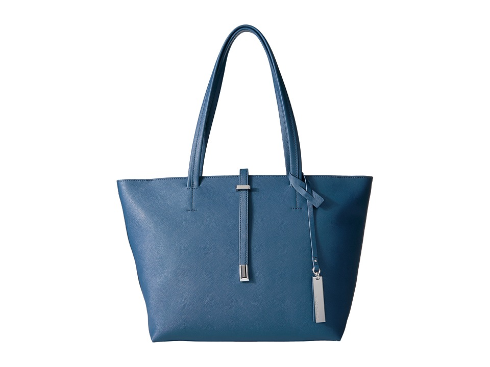 Vince Camuto - Leila Small Tote (Winter Blue) Tote Handbags