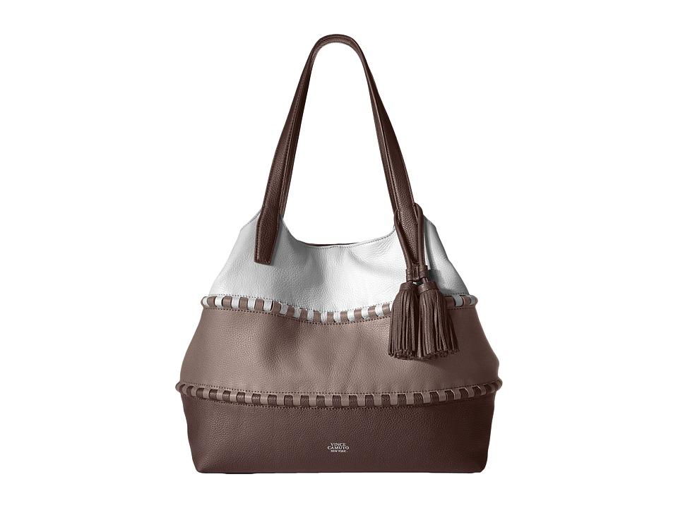Vince Camuto - Edena Tote (Elephant/Driftwood) Tote Handbags