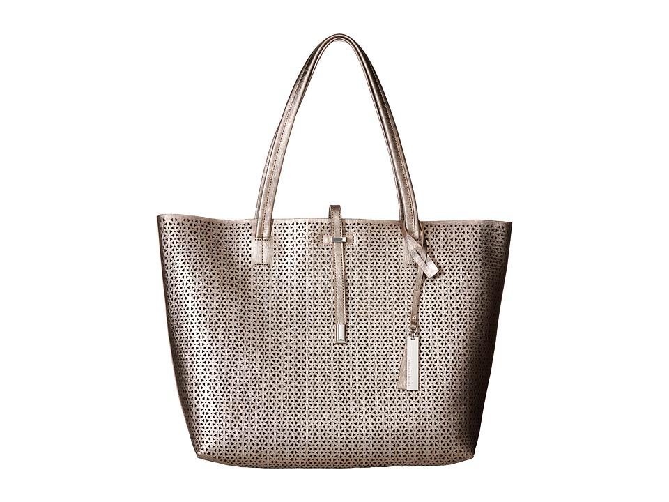 Vince Camuto - Leila Tote (Bronze) Tote Handbags