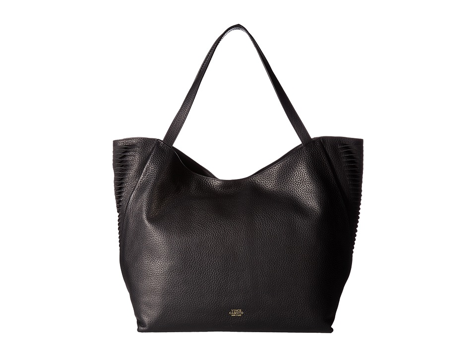 Vince Camuto - Ty Tote (Black) Tote Handbags