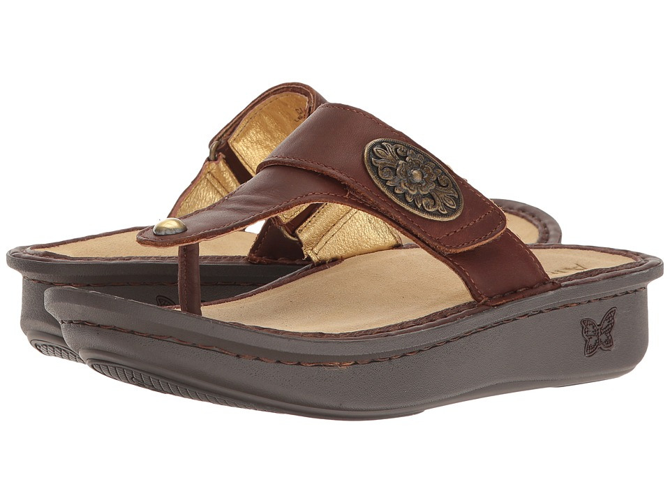 Alegria - Carina (Hickory) Women's Sandals