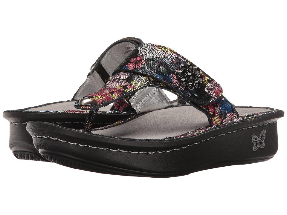 Alegria - Carina (Noche Flora) Women's Sandals