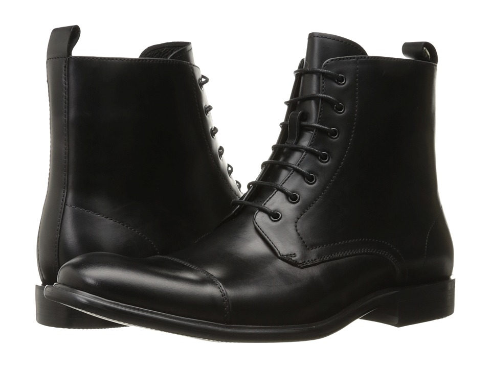 Kenneth Cole New York - Cloud Nine (Black) Men's Boots