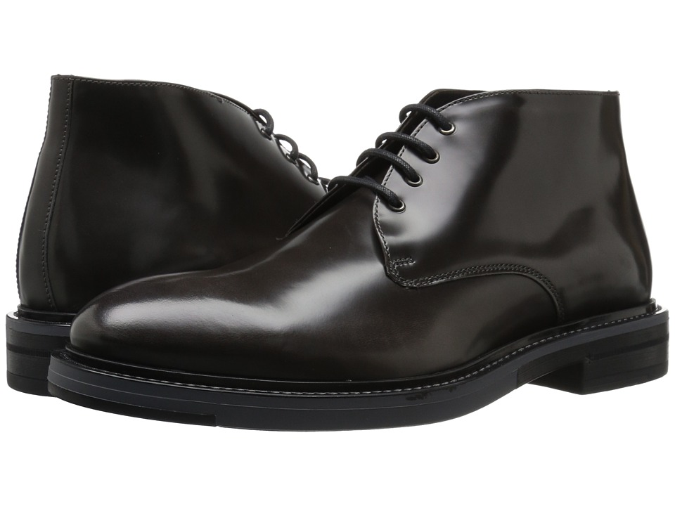Kenneth Cole New York - Take Five (Grey) Men's Lace-up Boots