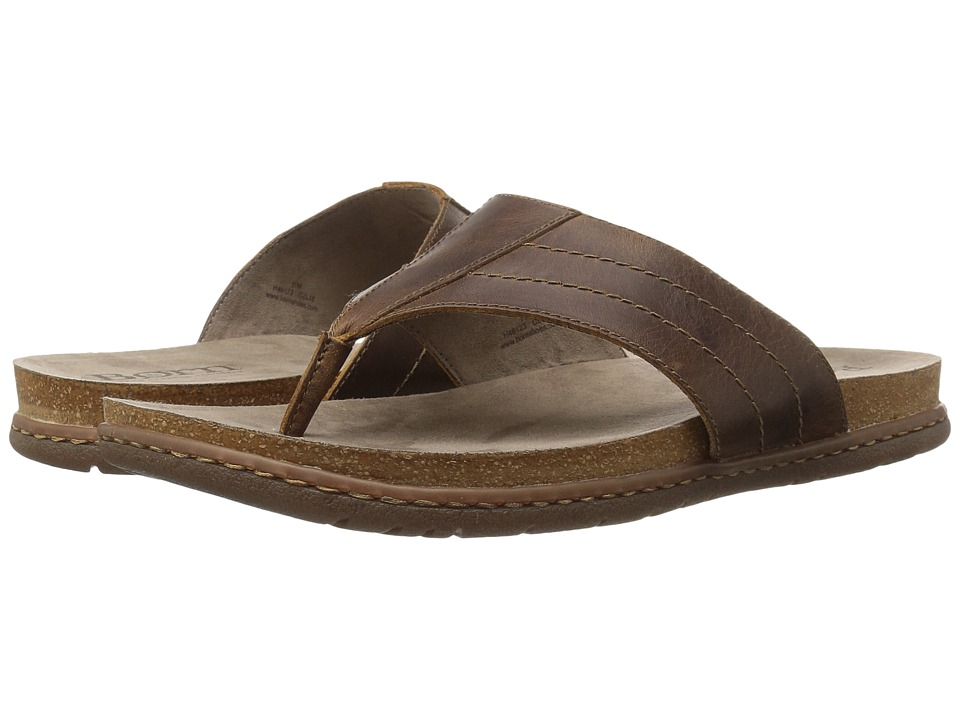 Born - Palu (Dark Brown) Men's Sandals