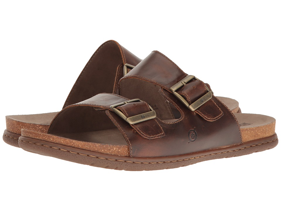 Born - Pacho (Dark Brown) Men's Sandals