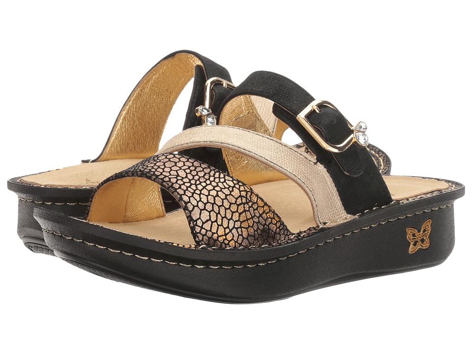 Alegria - Colette (Bronze Mosaic) Women's Sandals