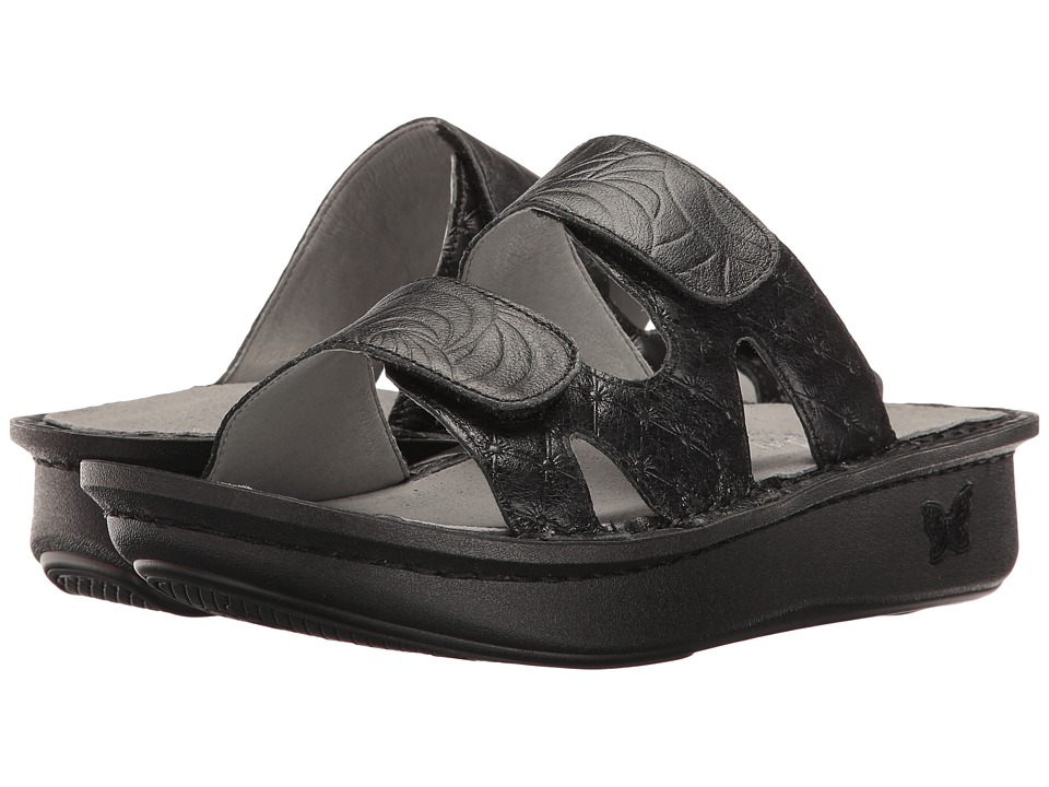 Alegria - Camille (Black Stamps) Women's Shoes